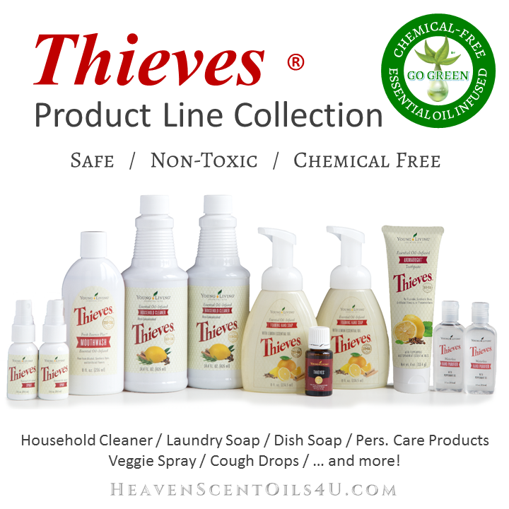 thieves line collection