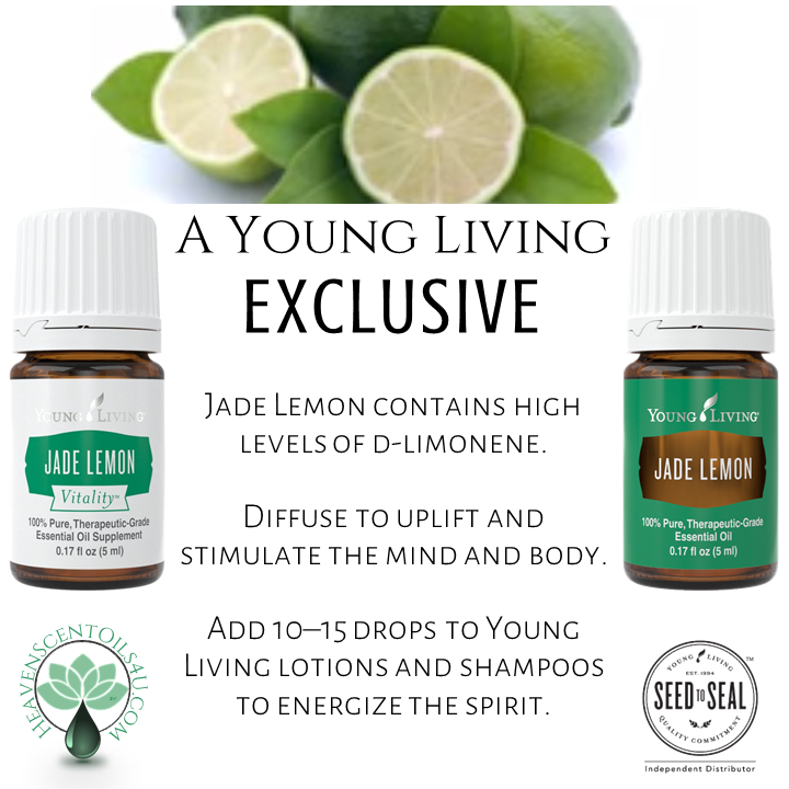 Jade Lemon Another Young Living Exclusive